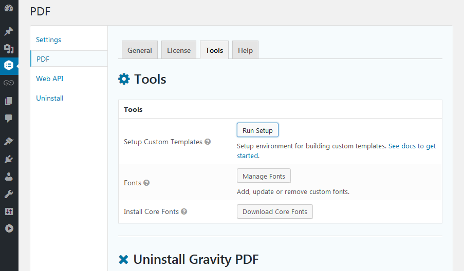 creating your first custom pdf template developers gravity pdf