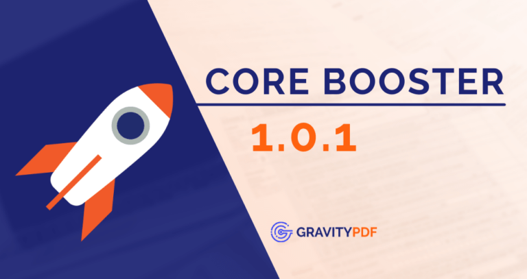 Core Booster 1.0.1 (Image)