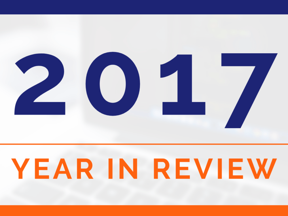 2017 Year in Review (Image)