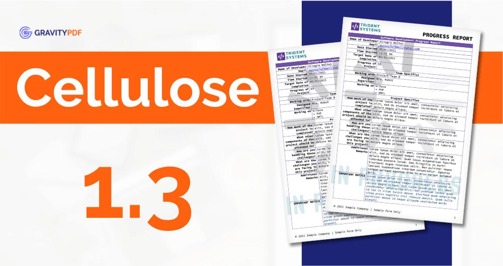 Cellulose 1.3 (Image)