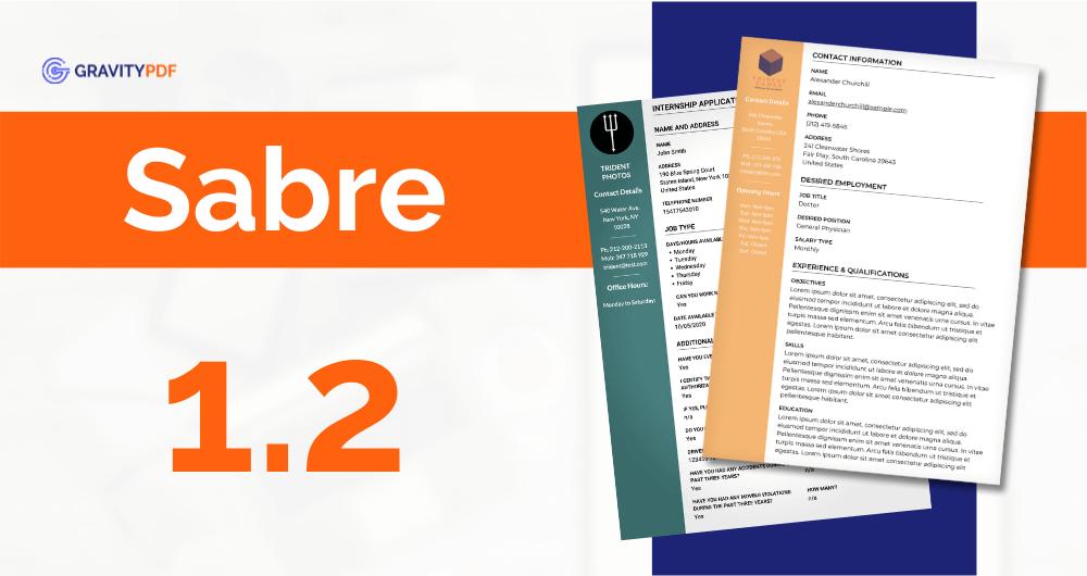 Sabre 1.2 (Image)