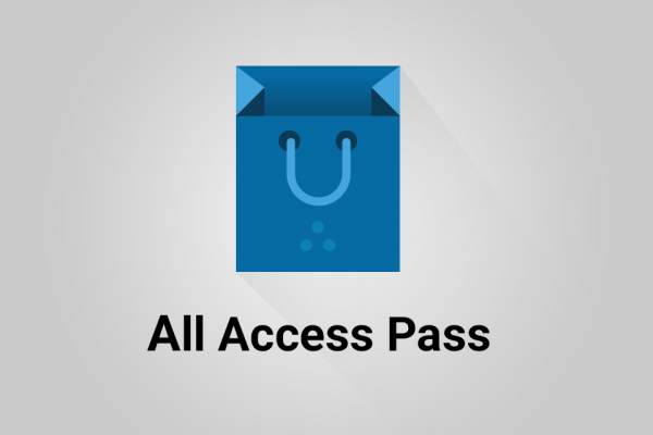 All Access Pass (store icon)