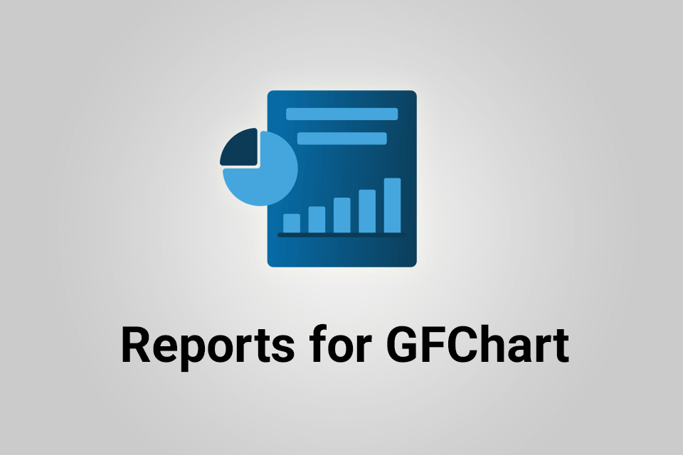 Gravity PDF reports for GFChart Icon