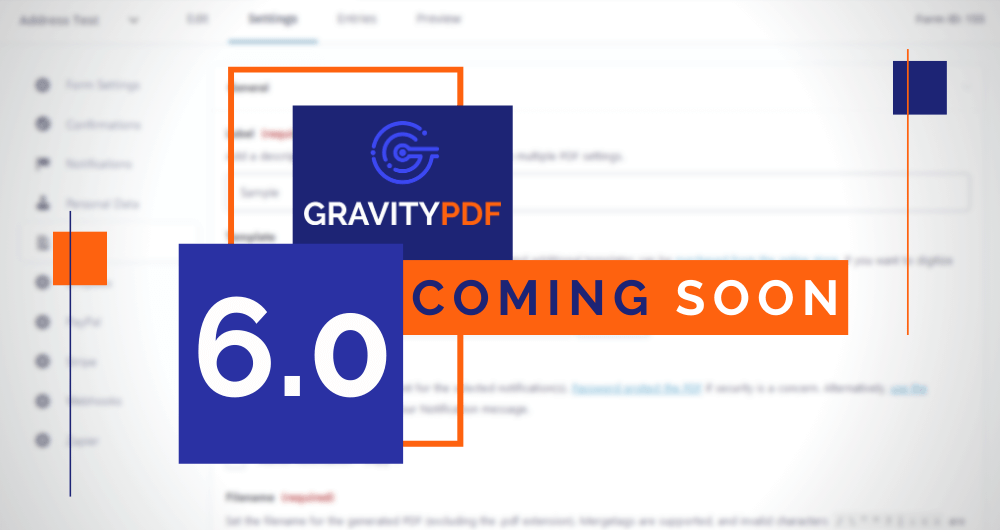 Gravity PDF 6.0 Pre-announcement (Artwork)