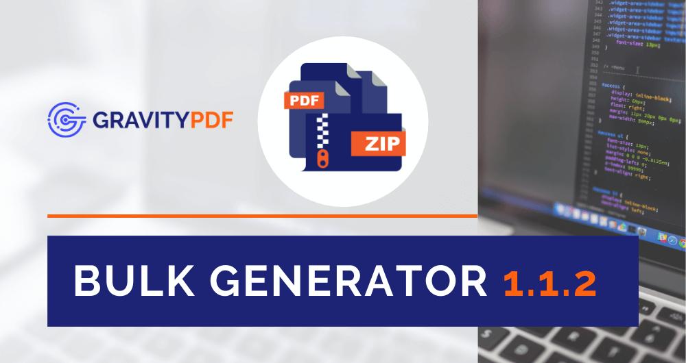 Bulk Generator 1.1.2 Update (Image)