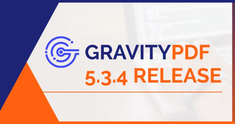 Gravity PDF 5.3.4 Update (Image)