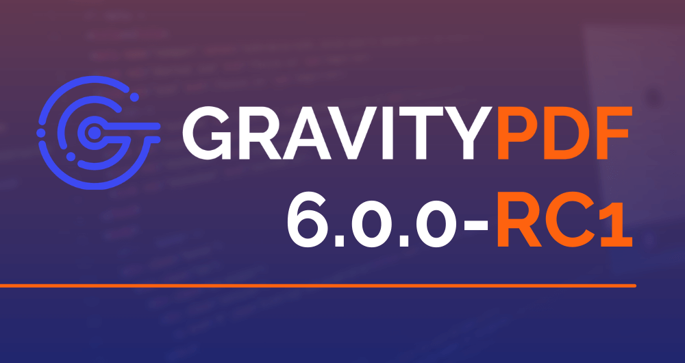 Gravity PDF 6.0.0-RC1 (Image)