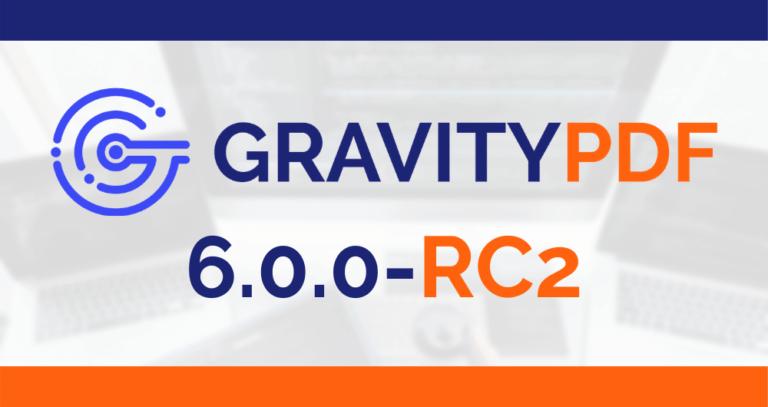 Gravity PDF 6.0.0-RC2 (Image)