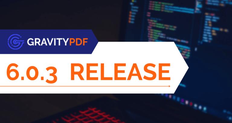 Gravity PDF 6.0.3 Update (image)