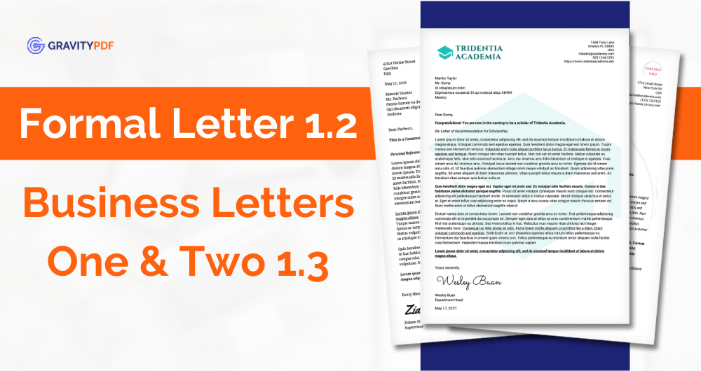 PDF Letter Updates (Image)