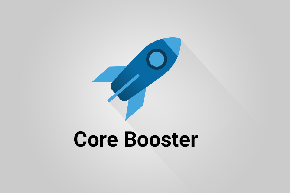 Core Booster add-on