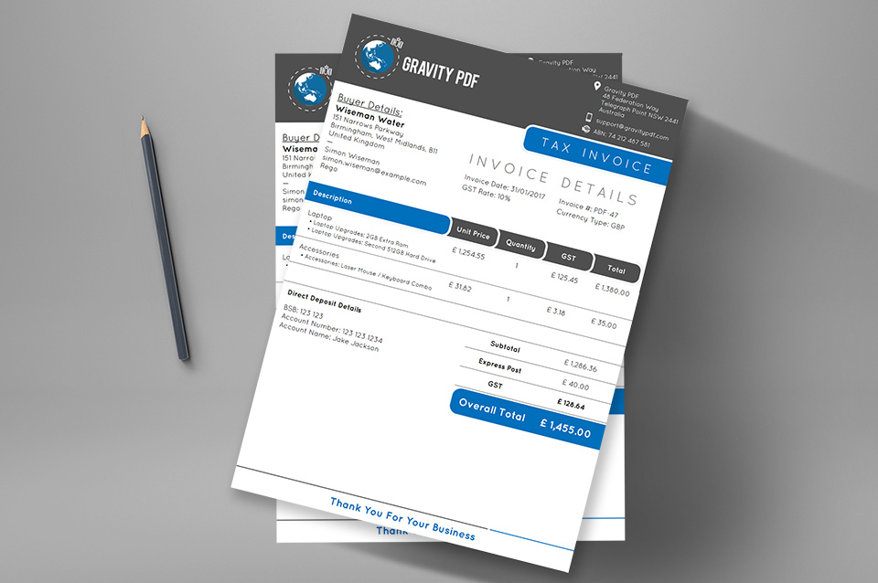 Catering Invoice Template Word Pdf Invoice Aurora  Pdf Invoice Template For Gravity Forms Fake A Receipt Word with Maximum Tax Deductions Without Receipts Pdf  Sleek Twotone Design With Smooth Flowing Edges And Excellent Use Of  White Space Is Perfect For Businesses Who Want To Add Vibrancy To Their  Invoices Invoice Approval Workflow Pdf